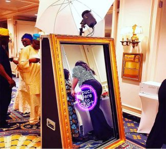 Magic Mirror Photo Booth in New Jersey NYC York Maryland Baltimore Virginia Washington DC from FM Event Productions