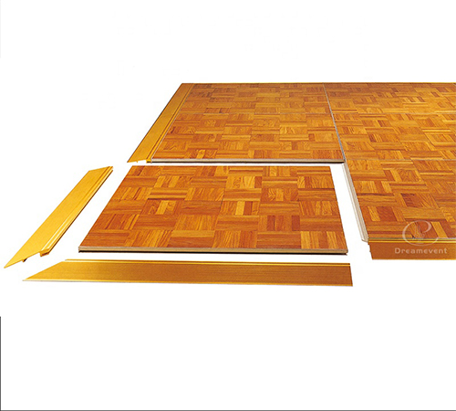 Portable Dance Floor Rental : Wooden Parquet for Wedding  in New Jersey NYC York Maryland Baltimore Virginia Washington DC from FM Event Productions